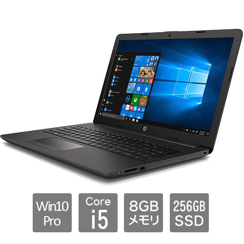 HP 6UP91PA#ABJ [250 G7(i5-8265U 15.6 8GB SSD256GB Win10Pro c)]