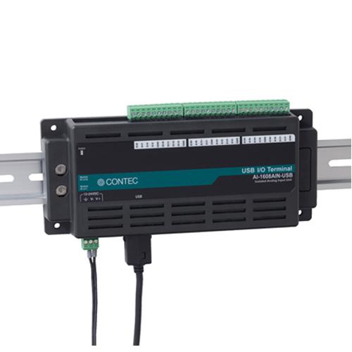 コンテック AI-1608AIN-USB [絶縁型アナログ入力ユニット 電流 USB対応]