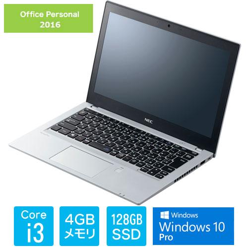 NEC PC-VKL27BJ6HCY2ZCZZY [VersaPro VB (i3-7130U、4GB、SSD128GB、Per16、WiFi、Win10Pro、1年保証)]