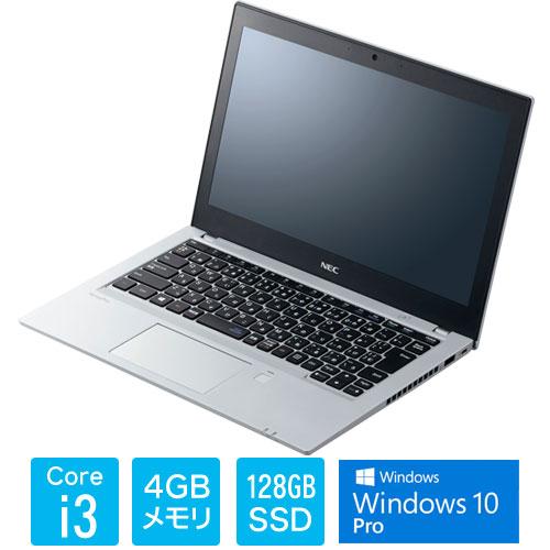 NEC PC-VKL27BJGHCY2ZCZZY [VersaPro VB (i3-7130U、4GB、SSD128GB、 WiFi、Win10Pro、1年保証)]