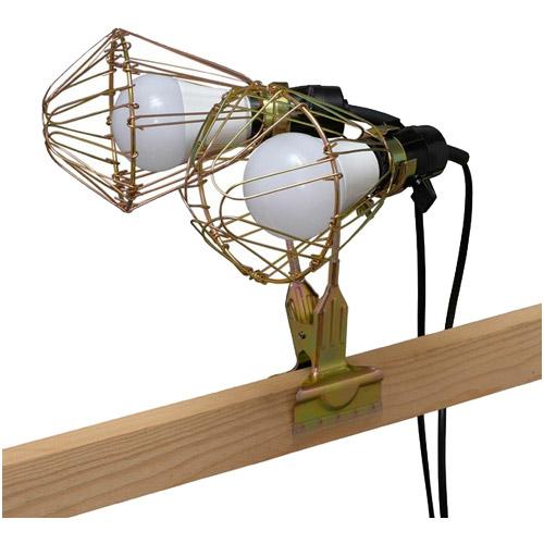 アイリスオーヤマ ワークライト ILW-325GC3 [LEDクリップライト 屋内用 200形相当]