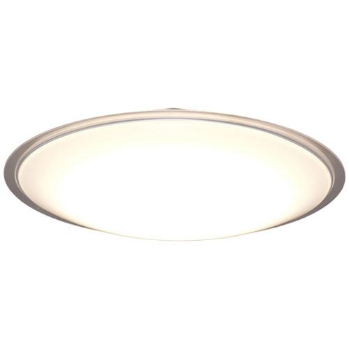 アイリスオーヤマ CL12DL-5.1CF [LEDシーリングライト メタルサーキット クリアフレーム 12畳調色]
