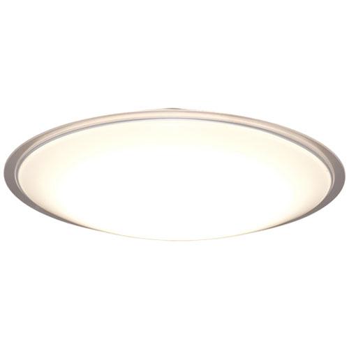 アイリスオーヤマ CL14DL-5.1CF [LEDシーリングライト メタルサーキット クリアフレーム 14畳調色]