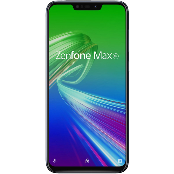 ASUS ZB633KL-BK32S4 [ZenFone Max (M2) (6.3インチ/Android8.1)]