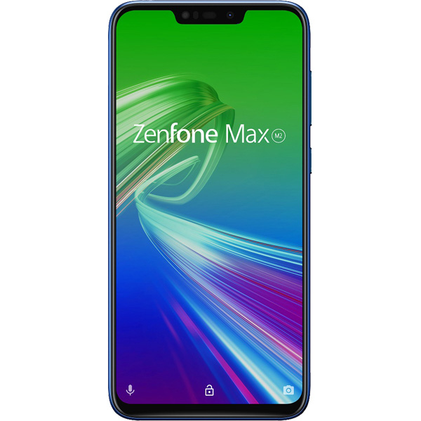 ASUS ZB633KL-BL32S4 [ZenFone Max (M2) (6.3インチ/Android8.1)]