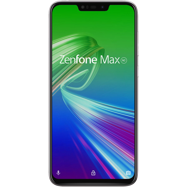 ASUS ZB633KL-SL32S4 [ZenFone Max (M2) (6.3インチ/Android8.1)]