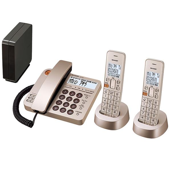 シャープ JD-XG1CW-N [デジタルコードレス電話機]