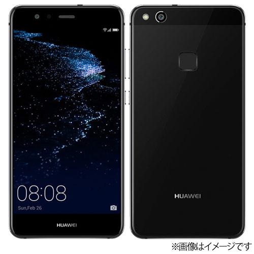 ファーウェイ(Huawei) P10 lite/WAS-LX2J/Midnight Black