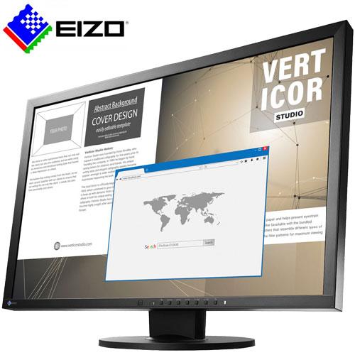 ナナオ(EIZO) FlexScan EV2430-BK [24.1型カラー液晶モニター EV2430 ブラック]