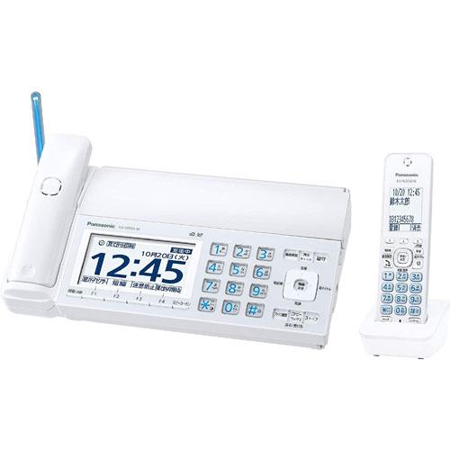 パナソニック おたっくす KX-PD725DL-W [デジタルコードレスファクス(子機1台)(ホワイト)]