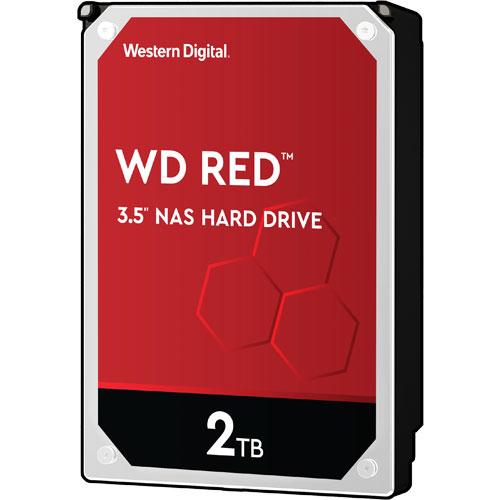 ウエスタンデジタル WD20EFAX [WD Red(2TB 3.5インチ SATA 6G 5400rpm 256MB SMR)]