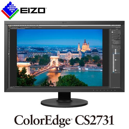ナナオ(EIZO) CS2731-BK [液晶モニター ColorEdge CS2731]