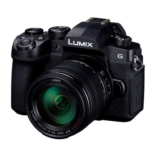 パナソニック LUMIX(ルミックス) DC-G99H-K [デジタル一眼カメラ DC-G99H レンズキット (ブラック)]