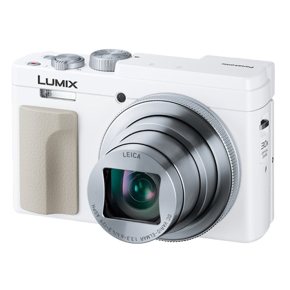 パナソニック LUMIX(ルミックス) DC-TZ95-W [デジタルカメラ LUMIX TZ95 (ホワイト)]