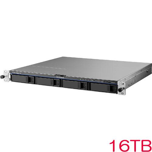 HDL4-X-U HDL4-X16-U [Linuxベース法人向け4ドライブラックマウントNAS 16TB]