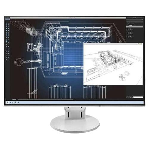 ナナオ(EIZO) FlexScan EV2456-RWT [24.1型カラー液晶モニター EV2456-R ホワイト]