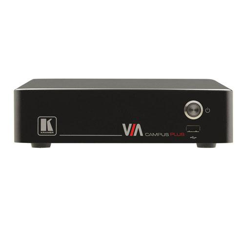 KRAMER VIA CAMPUS PLUS [ワイヤレスプレゼンテーション&コラボレーション ソリューション]