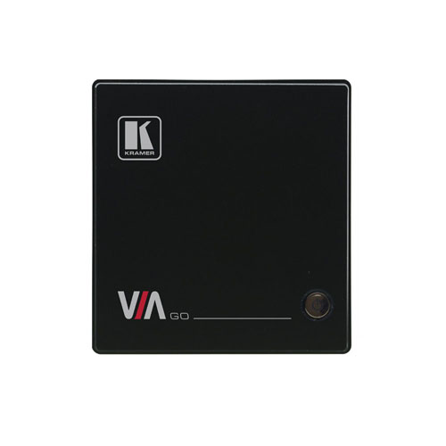 KRAMER VIA GO [ワイヤレスプレゼンテーション&コラボレーション ソリューション]