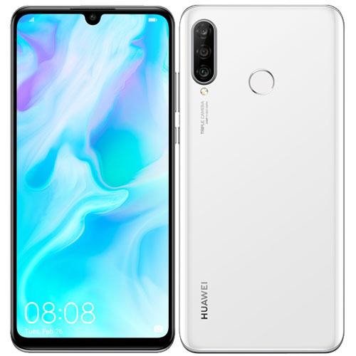 ファーウェイ(Huawei) P30 LITE P30 lite/Pearl White(MAR-LX2J) [P30 lite/Pearl White/51093NRV]