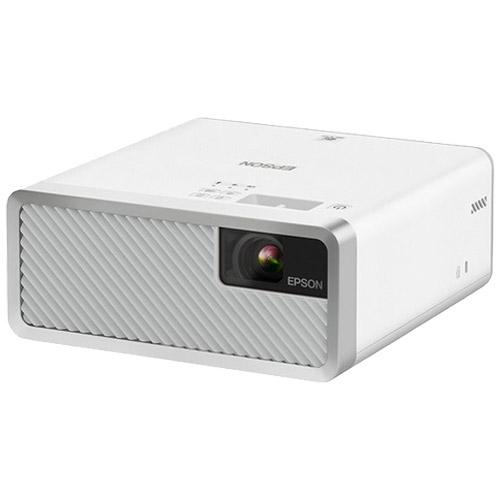 エプソン dreamio(ドリーミオ) EF-100WATV [ホームプロジェクター/オールインワン/Android TV端末同梱]