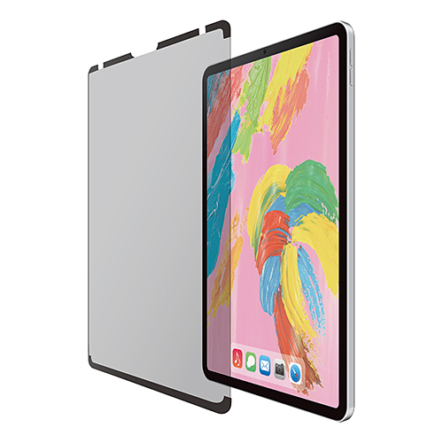 エレコム TB-A18MFLNSPF4 [iPad Pro 11 2018のぞき見防止フィルタ/360度]