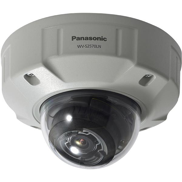 パナソニック i-PRO EXTREME WV-S2570LNJ [4K屋外対応ドーム型ネットワークカメラ]