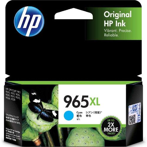 HP 3JA81AA [HP965XL インクカートリッジ シアン]