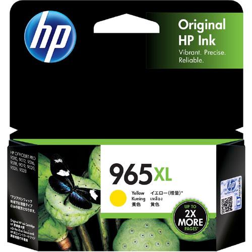 HP 3JA83AA [HP965XL インクカートリッジ イエロー]