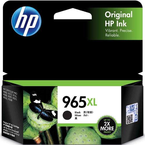 HP 3JA84AA [HP965XL インクカートリッジ 黒]