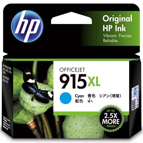 HP 3YM19AA [HP915XL インクカートリッジ シアン]