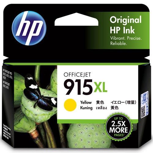 HP 3YM21AA [HP915XL インクカートリッジ イエロー]
