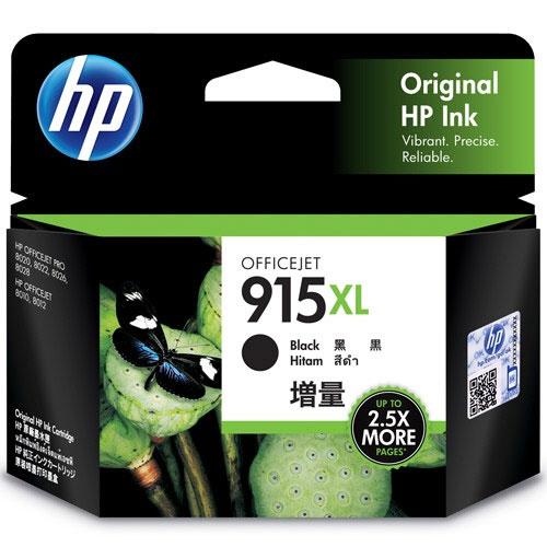 HP 3YM22AA [HP915XL インクカートリッジ 黒]
