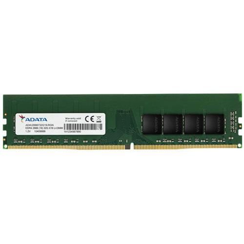 ADATA メモリー AD4U2666W4G19-S [デスクトップ用メモリ DDR4-2666 4GB]