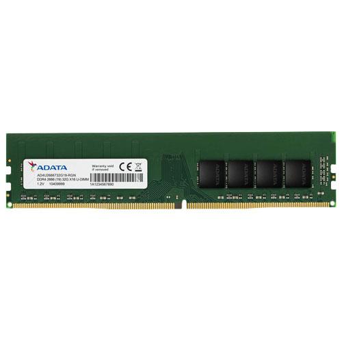 ADATA メモリー AD4U266638G19-S [デスクトップ用メモリ DDR4-2666 8GB]