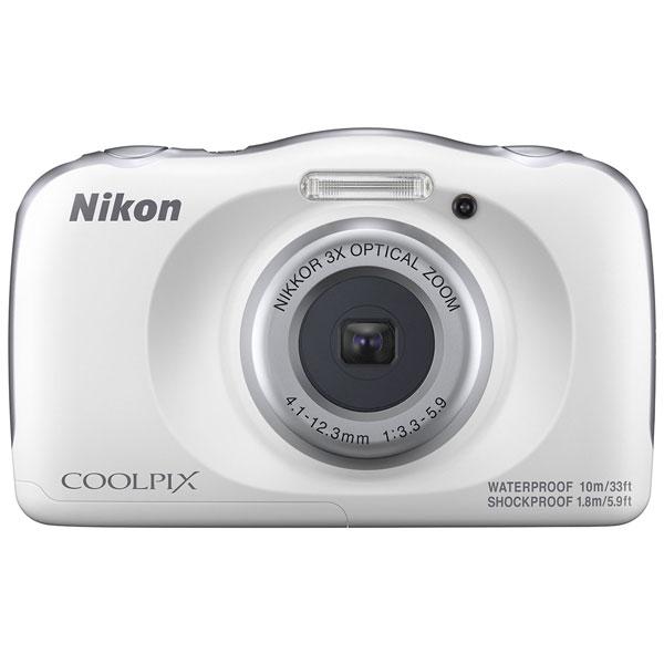 ニコン COOLPIXW150WH [デジタルカメラ COOLPIX W150 ホワイト]