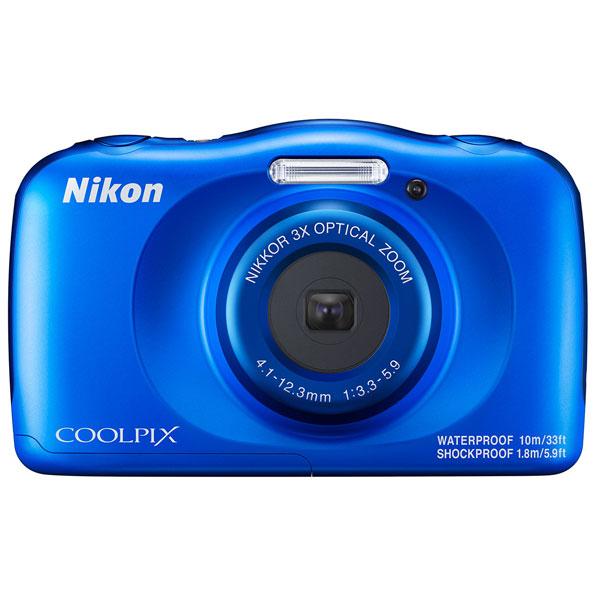 ニコン COOLPIXW150BL [デジタルカメラ COOLPIX W150 ブルー]