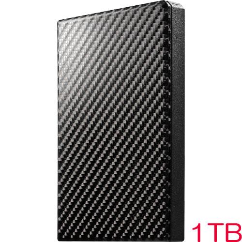 HDPT-UTS1K/E [USB 3.1 Gen 1(USB 3.0)/2.0対応ポータブルハードディスク「カクうす」1TB「3年保証」]