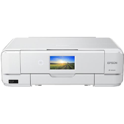 エプソン Colorio EP-982A3 [A3カラーインクジェット/多機能/6色/Wi-Fi Direct/両面/4.3型ワイドタッチパネル]