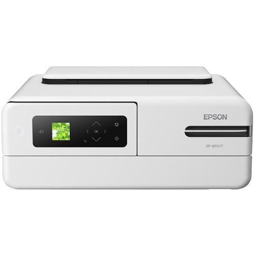 エプソン EP-M552T [A4カラーインクジェット/エコタンク搭載モデル/4色/無線LAN/Wi-Fi Direct/1.44型液晶]