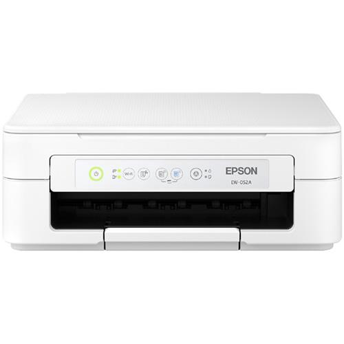 エプソン EW-052A [A4カラーインクジェット/Colorio/多機能/4色/無線LAN/Wi-Fi Direct]