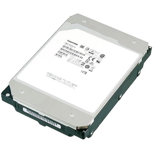 東芝(HDD) MN07ACA14T [14TB NAS向けHDD 3.5インチ、SATA 6G、7200 rpm、バッファ 256MB]