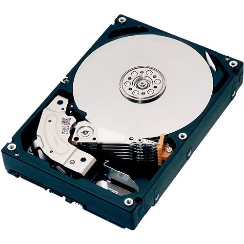 東芝(HDD) MN05ACA800 [8TB NAS向けHDD 3.5インチ、SATA 6G、7200 rpm、バッファ 128MB]