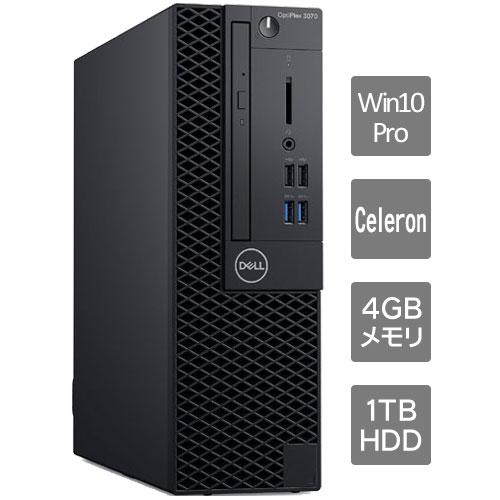Dell DTOP059-001N1 [OptiPlex3070SFF(10P 4 9Cel 1T SM 1Y)]