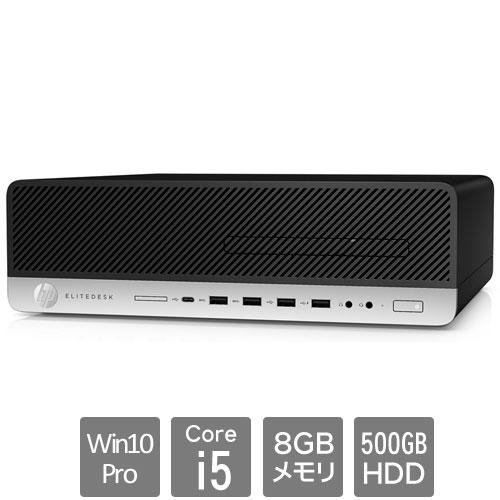HP 7TK78PA#ABJ [800G5SF i5-9500 8 500w P VGA]