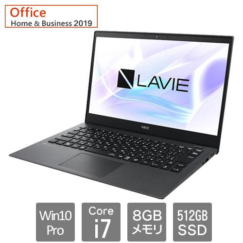 NEC PC-GN1863ZJYABFC7YDA [LAVIE Direct PM (Core i7 8GB SSD512GB Win10Pro64 13.3 H&B2019)]