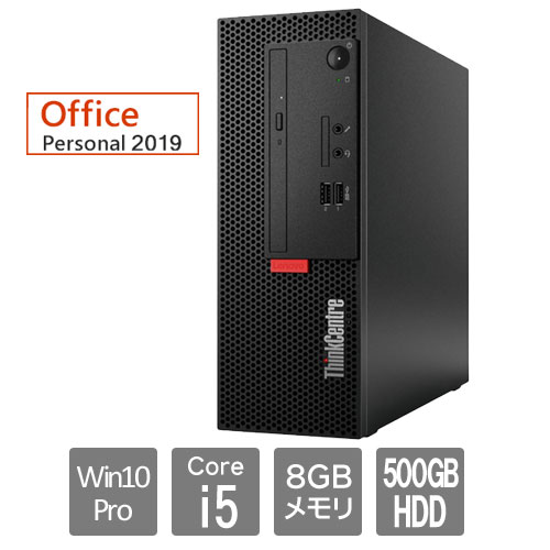 レノボ・ジャパン 10UR005JJP [ThinkCentre M710e Sm(i5 8 500 W10P OF19)]