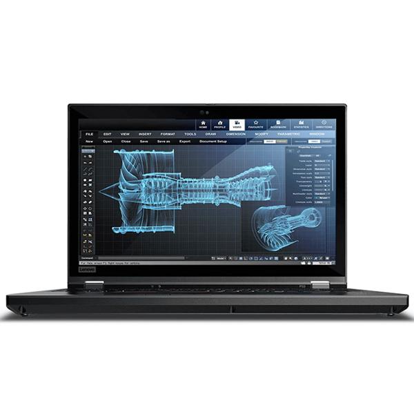 レノボ・ジャパン Mobile Workstation P 20QQ000NJP [ThinkPad P53(i7/16/256/W10P/15.6)]