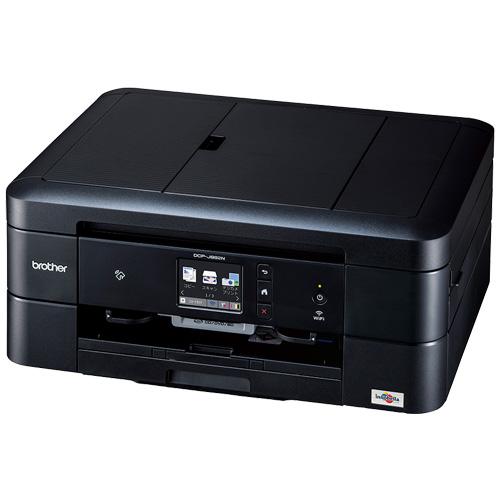 ブラザー PRIVIO DCP-J982N-B [A4インクジェット複合機/ADF/有線・無線LAN/手差しトレイ/両面印刷/レーベル印刷]