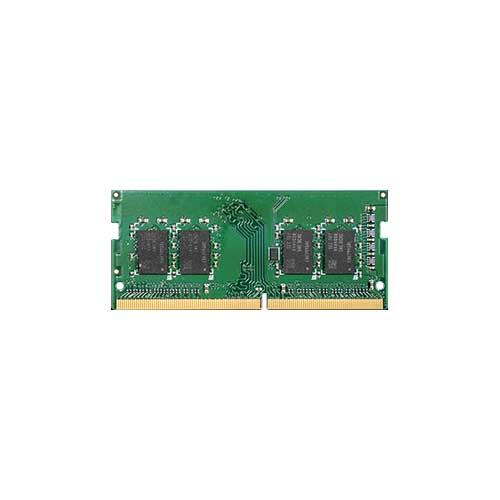 Synology D4NESO-2666-4G [NAS用増設メモリ 4GB DDR4-2666 non-ECC unbuffered SO-DIMM 260pin 1.2V]