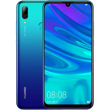 ファーウェイ(Huawei) nova lite 3/Aurora Blue/51093FSL [オーロラブルー]
